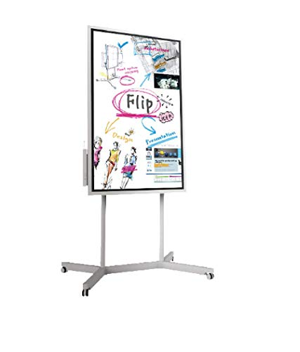 Samsung FLIP Standfuß rollbar, grau / STN-WM55H/ EN