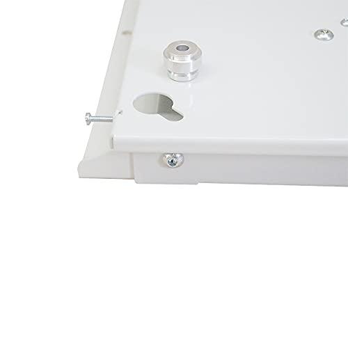 HAGOR WH Samsung Flip Wandhalterung, weiß - 2