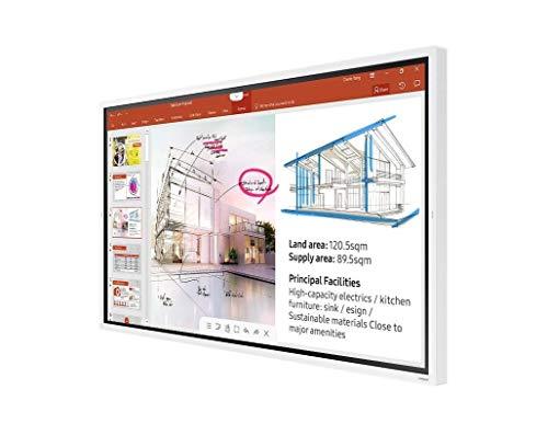 Samsung Flip 65 Zoll (165, 10cm) Public Display, Hellgrau, HDMI, USB, Touch, UltraHD - 3