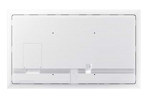 Samsung Flip 55 Zoll (139, 70cm) Public Display, Hellgrau, HDMI, USB, Touch, UltraHD - 2